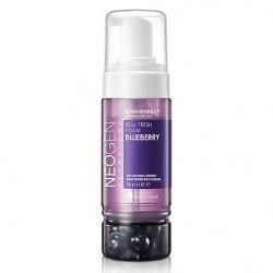 Очищающая пенка Neogen Dermalogy Real Fresh Foam - Blueberry NEOGEN