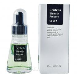 Сыворотка для лица Centella Blemish Ampule 20 мл COSRX