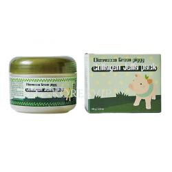 Маска для лица желейная с коллагеном ЛИФТИНГ Green Piggy Collagen Jella Pack, 100 мл Elizavecca