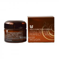 Крем для лица питательный Snail Repair Perfect cream 50 мл MIZON
