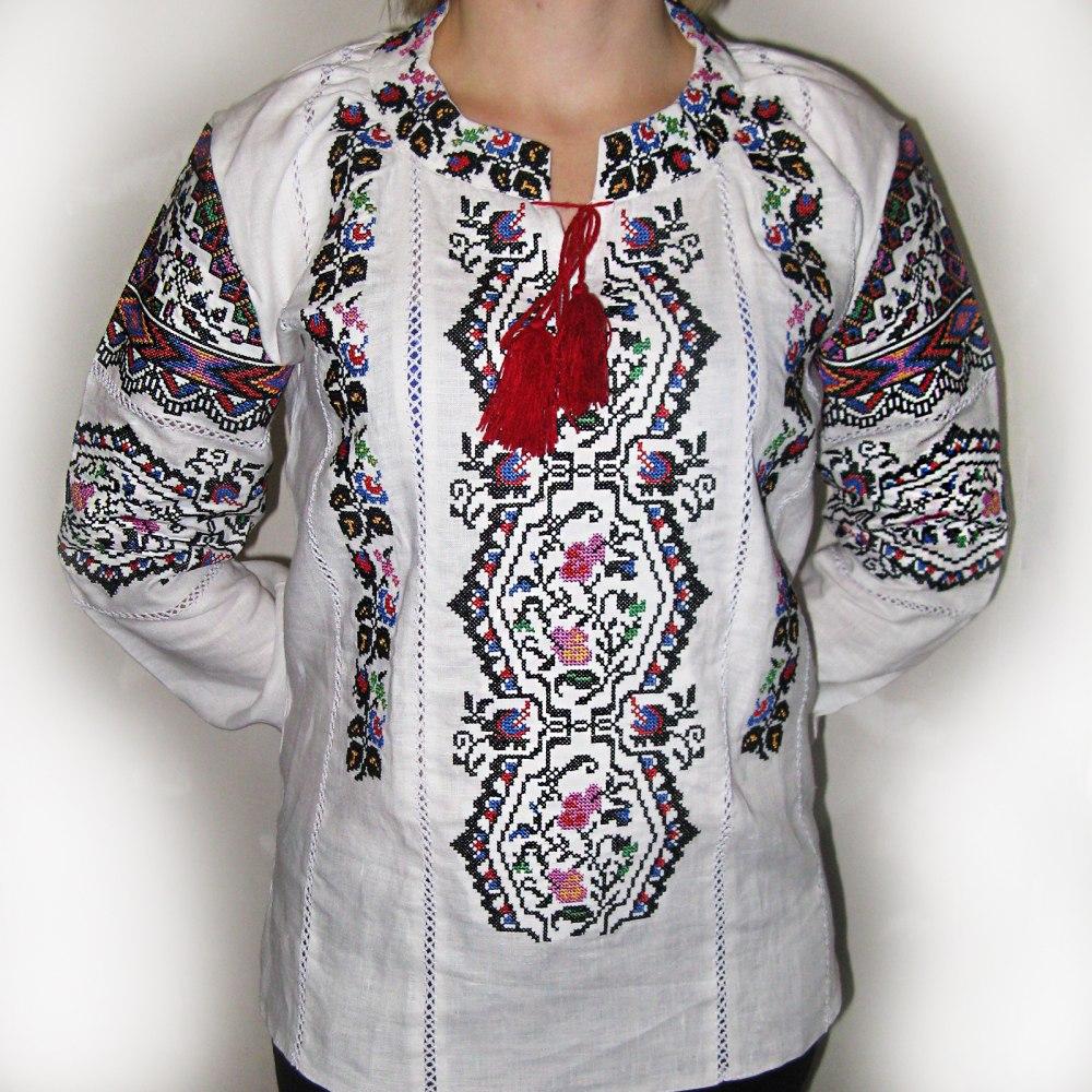 Купить Блузку Для Вышивки Киев