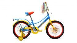 Велосипед детский Forward Azure 18 (2018)