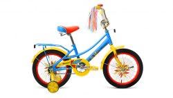 Велосипед детский Forward Azure 16 (2018)