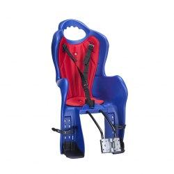 Кресло велосипедное детское HTP ELIBAS T (синий)