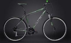 Велосипед LTD Crossfire 850 (2018)