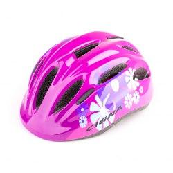 Шлем велосипедный детский Cigna WT-024 (чёрный/красный)