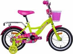 Велосипед детский Aist Lilo 14