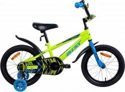 Велосипед детский Aist Pluto 14 (2019)