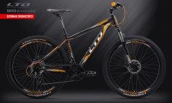 """Велосипед LTD Rocco 940 Black-Orange 29"""" (2019)"""