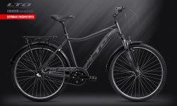 Велосипед LTD Cruiser 640 Graphite (2019)