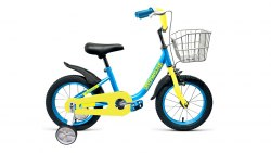 Велосипед детский Forward Barrio 18 (2019)