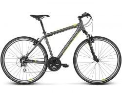Велосипед Kross Evado 3.0 (графит, 2019)