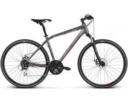 Велосипед Kross Evado 4.0 (графит, 2019)