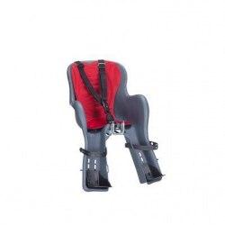 Кресло велосипедное детское HTP HTP KIKI DE LUXE (тёмно-серый)