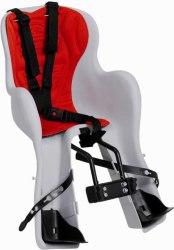 Кресло велосипедное детское HTP HTP KIKI DE LUXE (светлый/серый)