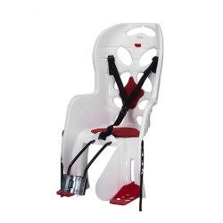 Кресло велосипедное детское HTP SANBAS T (белый)