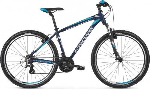Велосипед Kross Hexagon 2.0 27.5 2019 (синий)