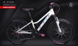 Велосипед LTD Princess 440 White-Sky