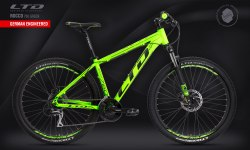 Велосипед LTD Rocco 760 Neon-Green