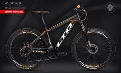 Велосипед LTD Rocco 940 Black-Orange