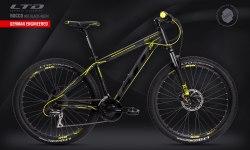 Велосипед LTD Rocco 960 Black-Neon