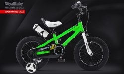 """Велосипед RoyalBaby Freestyle 16"""" Green (2020)"""