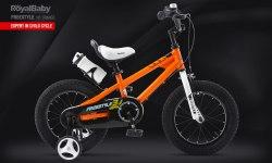 """Велосипед RoyalBaby Freestyle 16"""" Orange (2020)"""