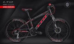 Велосипед LTD Bandit 460 Black-Red