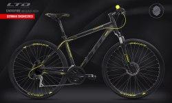 Велосипед LTD Crossfire 860 Black-Neon (2020)