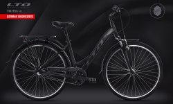 Велосипед LTD Viatess 840 Monochrome (2020)
