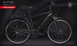 Велосипед LTD Viator 840 Monochrome (2020)