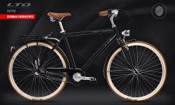 Велосипед LTD Retro Black (2020)