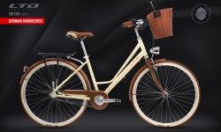 Велосипед LTD Retro Lady Beige (2020)