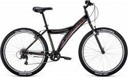 Велосипед Forward Dakota 26 1.0 2020 (черный)