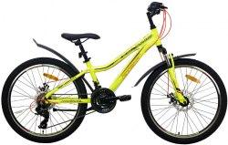 Велосипед Aist Rosy Junior 2.1 (желтый)