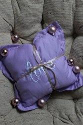 """Саше-подушка с вышивкой """"Love"""""""