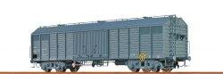 Крытый грузовой вагон тип Gas DR Brawa 48384
