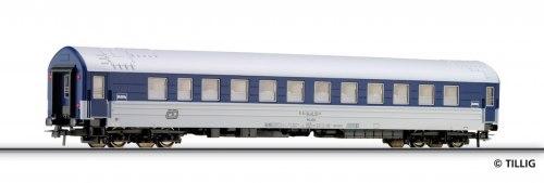 Cпальный вагон тип Y WLAB 1/2.kl. CD Tillig 74680