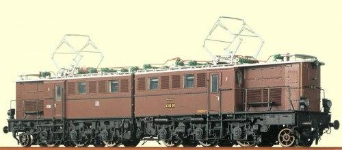Немецкий двух-секционный электровоз E 95 .06 DRG Brawa 43020