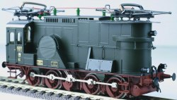 Прусский электровоз EG507 K.P.E.V. TRIX 22674