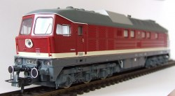 Восточно-германский тепловоз BR 132 DR ROCO 63431