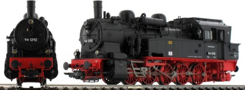 Немецкий паровоз BR 94 DR ESU 31100