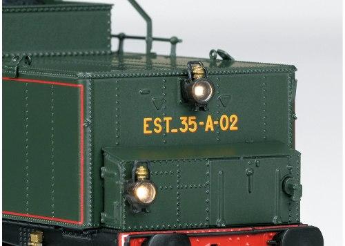 Французский паровоз Serie 13 EST (SNCF 241-A) TRIX 22913
