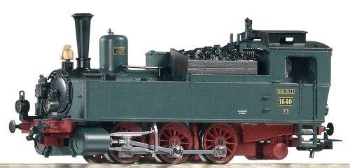 Cаксонский паровоз sächsische VT (BR 89) PIKO 50055