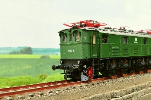 Немецкий электровоз BR E 116 DB ROCO 63623