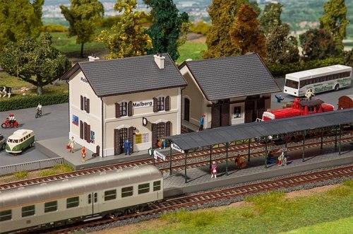 "Вокзал ""Marbach"" Faller 190422"