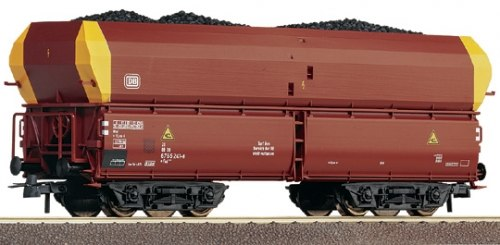 Немецкий вагон хоппер с углем DB ROCO 47307