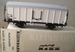 Швейцарский 2-х осный вагон-ледник SBB-CFF KleinBahn 320