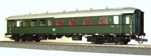 Немецкий пассажирский вагон 1/2-го класса DB ROCO 44547
