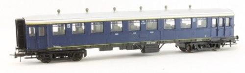 Голландский пассажирский вагон 2-го класса NS ROCO 44259